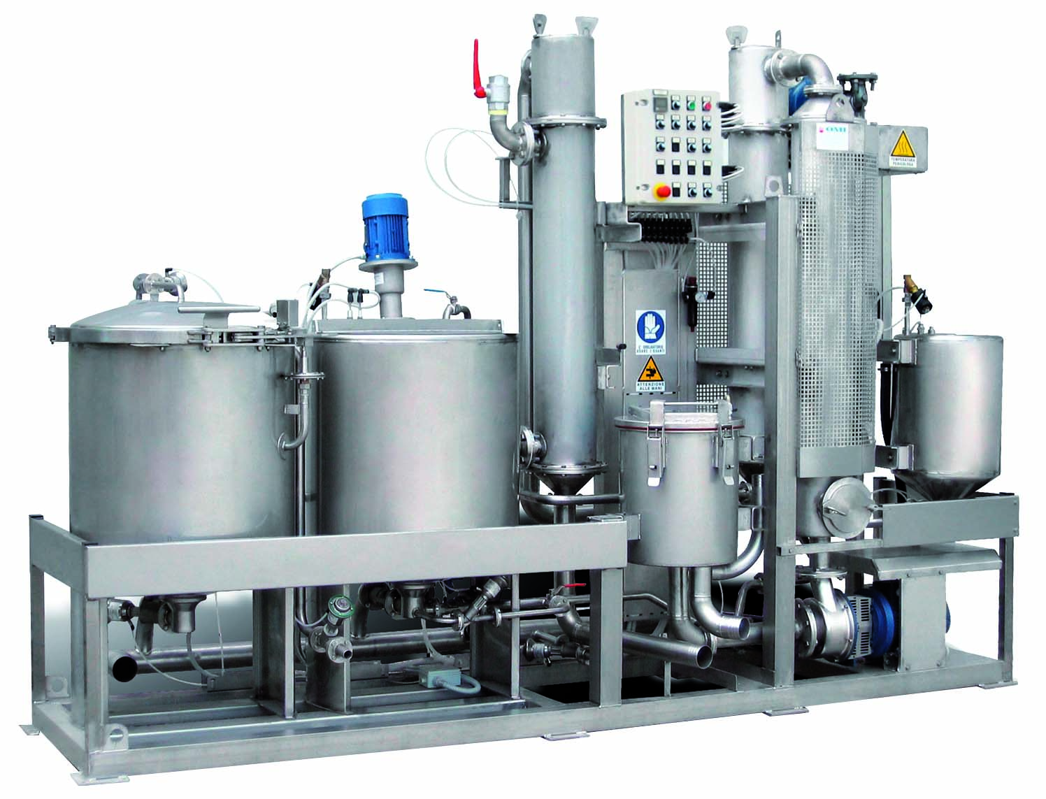 SC-P4-V2-R1-C1-S1-B1/B2: COLOR KITCHEN FOR GARMENT DYEING | OMI Wash